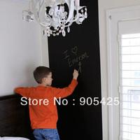 Home Blackboard Removable Sticker chalkboard Decal Vinyl sticker Peel & Stick on wall paper Mural Decal blackboard sticker
