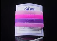 Hot!!!--- A Complaint Free World silicone bracelet