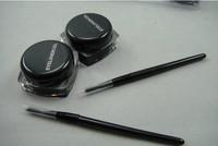 Popular Brand Black Eyeliner Gel Waterproof 5g Long-lasting Quick Dry Black Eyeliner Dry& Wet Makeup 3pcs Free Shipping