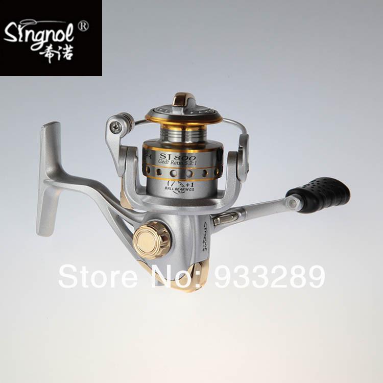 Катушка для удочки Singnol 7 + 1BB SJ800 OEM