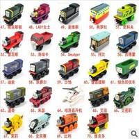 Free shipping 10pcs/lots small leisurely toy train children wooden Thomas locomotive toy toy Thomas orbit