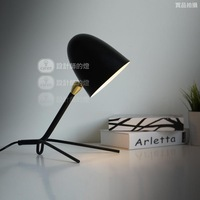 Eye study table lamp modern bedside vintage ant table lamp