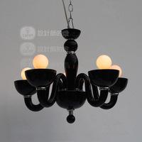 American style bar counter ofhead black swan a5 pendant light