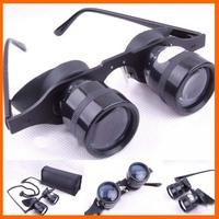 Free Shipping New 10X32MM Binoculars Glass Loupe Optics Super Clear Pocket HD Telescope For Fishing / Birding