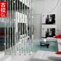 Real finished products curtain crystal bead curtain air curtain 255 - 1