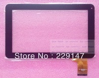 9 inches more capacitance touch screen 50 needle row line FPC TP090005 wide (vb) 98-00 black