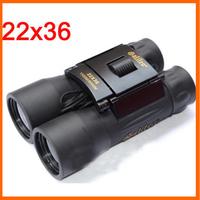 Free Shipping Good Binoculars/Telescope Hunting Camping 22x36 Sporing Outdoor Optics Prism