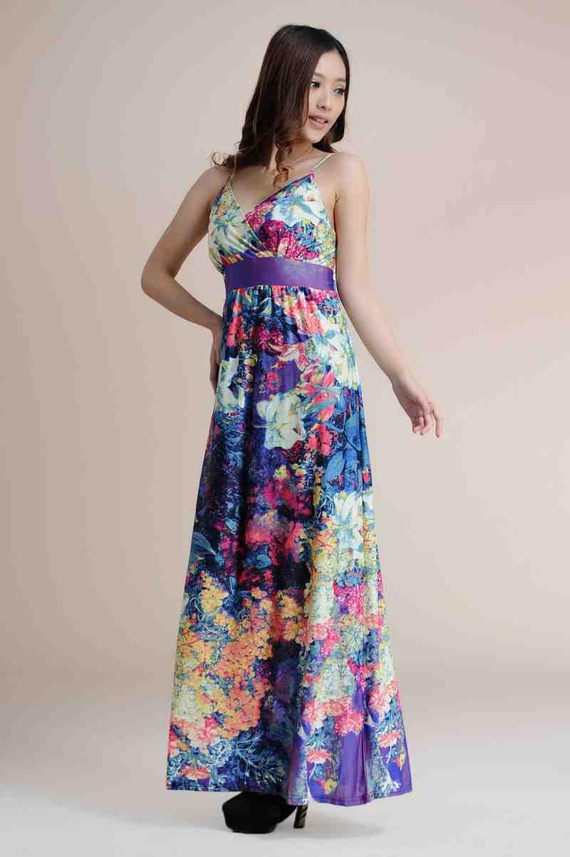 цена Женское платье GRE 4XL 5XL NTF09 онлайн в 2017 году
