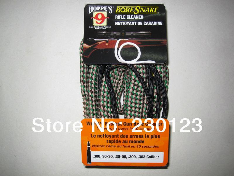 Envío gratuito de limpieza 24015 hoppe's 9 boresnakes ~2401 5. 308 30-30 30-0 6. 300. Cal 303 táctico de caza tiro limpio