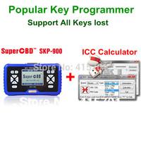 DHL, UPS Free, Big Promotion! SKP900+ICC Immo code Calculator, Work ON 2014 Cars! Popular OBD-II Key Programmer Locksmith Tool