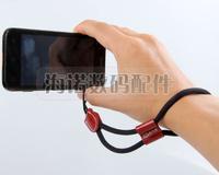 2PCS Universal Leather Wrist band camera hand wrist strap Bundle For G10 G11 G12 G15 Camera Accessories