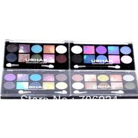 Eye Shadow Brand Make Up 12pcs 10 color Nud Eyeshadow Professional Makeup Palatte Professional Make Up Kit 1-4# Es-1961