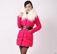 2014 Regular Direct Selling Jaqueta Feminina Women Coat Women Sexy Fashion In Winter Jacket. Cultivate One's Morality Sheep Coat