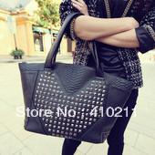 fashion new arrival Serpentine heart-shaped rivet women messenger bags luxury brand handbag shoulder bag