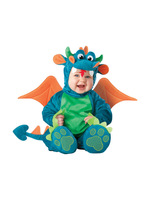 Newborn baby romper dragon 0-24 months one piece long sleeve cotton baby costume