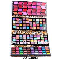 Matte Shadow Naked Eye shadow Palette + Lipstick 1pcs 148 color Wet Shadow Eyeshadow Makeup Pigment Eyeshadow JU-13001 2 5