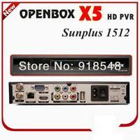 Free ship Openbox X5 Super HD PVR Satellite Receiver openbox x5 super