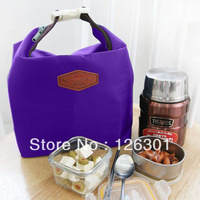 Portable Waterproof Thermal Insulated Cooler Pouch Bag Picnic Lunch Tote Bag