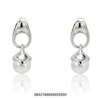 Women jewelry.Drop earrings.Free shipping.18k white gold plated earrings.The eardrop of fashion women.Milk white pearl earrings.
