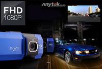"""Free shipping: AT500  2.7"""" SHARP LCD Car DVR recorder car camera   HD 1080P 30fps LCD  Wide Angle night vision"""