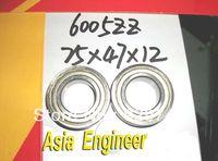 5pcs 6005-2Z ZZ 6005ZZ Deep Groove Ball Bearing 25 x 47 x 12mm