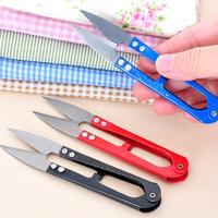Home line repair scissors yarn scissors cross stitch special scissors thread small scissors b795 COLOR RANDOM