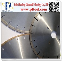 400mm Diamond Segment Silent Granite Cutting Saw Blade