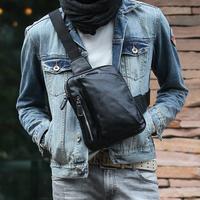 Male chest pack male messenger bag shoulder bag men's bag
