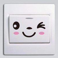 Switch stickers switch stickers ofhead wall stickers personalized film a904