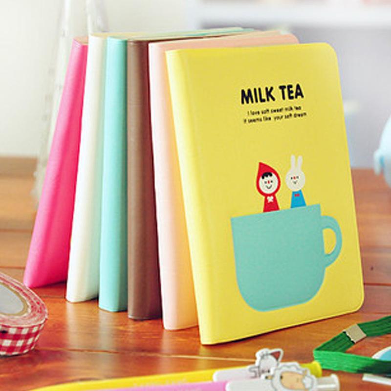... al latte carta straccia quaderni materiale scolastico cute latte per