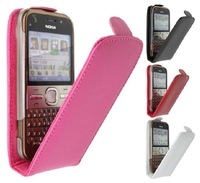 Free shipping high quality Original Doormoon flip Leather Cover Case For Nokia E5