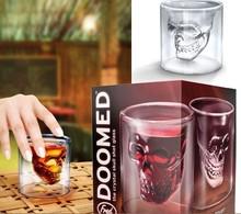 wholesale skull glass