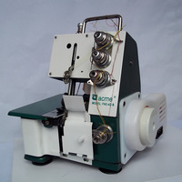 Four-bag sewing machine zigzag sewing machine overedge machine zigzag sewing machine line code machine household green