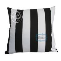 Fashion Black&White Stripe Sofa Headboard Chair Square Cushions Cover Pillow Case Dakimakura Cover
