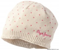 Pepe jeans baby child cotton cap knitted hat knitted hat 2