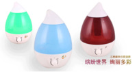 Creative mini home office air conditioning humidifier air purifying humidifier aromatherapy night light atomization humidifier
