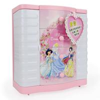 Cabinet princess fashion music box birthday gift jewelry storage box