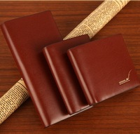 Men's wallet wallet male multi card holder long design short design bag commercial wallet