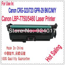 Toner Cartridge For Canon LBP7750 LBP-7750 Printer Laser,For Canon CRG323 CRG-323 CRG-323BK CRG-323C/M/Y Toner,For Canon 7750