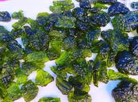 Natural moldavite pendant moldavite nunatak energy stone dream apotropaic5g--6g/lot