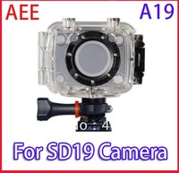 AEE A19 waterproof shell cover for sports camera AEE SD19 Sport camera