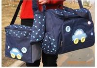 Bolsa de bebe Baby bag diaper nappy bags bolsa maternidade with changing pad para women men messenger bags handbag  2014 Hot