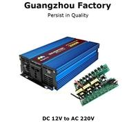 12v 220V 2000w Power Inverter DC12V to AC 220V 2000W voltage converter electric power supply  Power Inverter Adapter  Wholesale