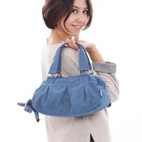 Fashion vintage bag one shoulder handbag ultra-light waterproof nylon bag casual messenger bag