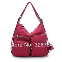 Winter women's multi-purpose bag large capacity shoulder bag waterproof  water wash bag casual bag