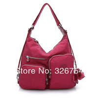 Winter women's multi-purpose bag large capacity shoulder bag waterproof backpack water wash bag casual bag