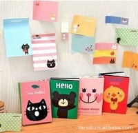 B137 small animal n times stickers sticky notes of