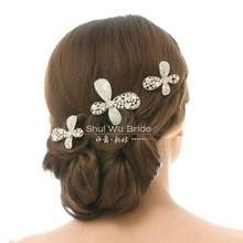cheap wedding hair piece