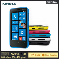 Nokia Lumia 620 Original Refurbished Unlocked GSM 3G Windows Mobile 8 Dual-Core WIFI GPS 5MP 8GB ROM Mobile Phone