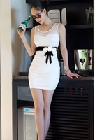 2014 Hot!  Something bright color dress decorated nightclub dress Dress Women Dresses